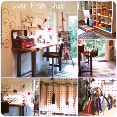 Silver Pirate studio