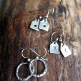 *SOLD OUT* Assorted small Sterling silver earrings