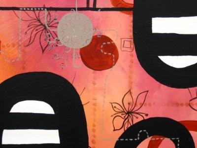 The walls...Detail (Path series)