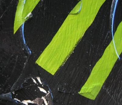 Broken wing (Detail)
